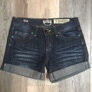 ⭐️3 for $25⭐️ Indigo Rein jean shorts